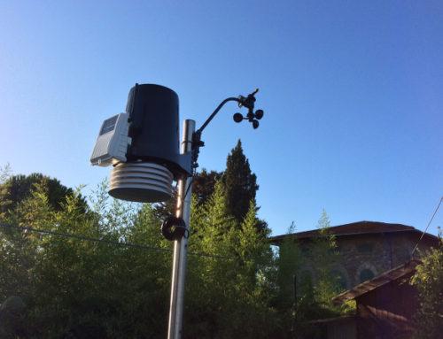 Record meteorologici a Bibbiena nel 2015