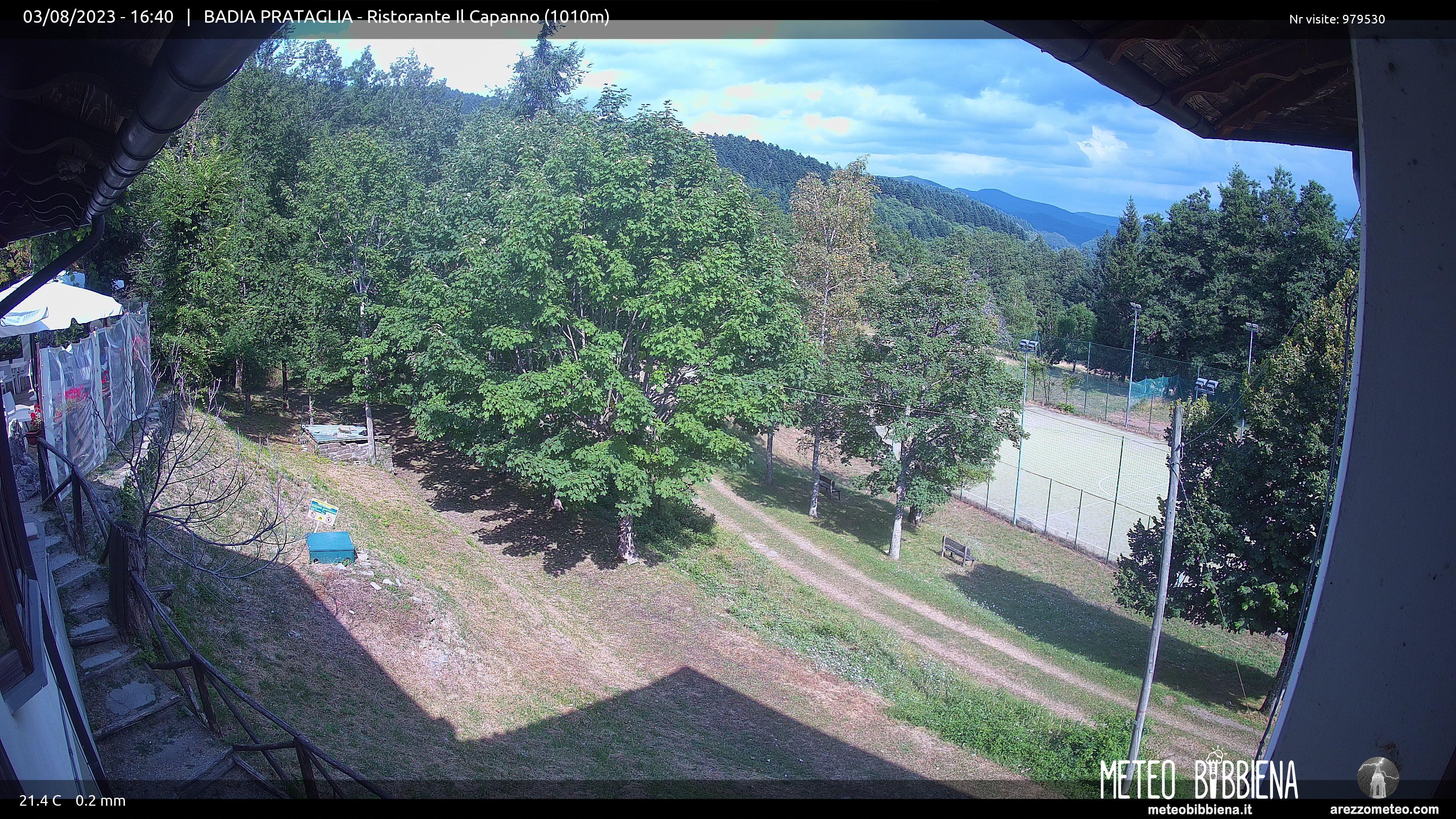 Webcam Badia Prataglia