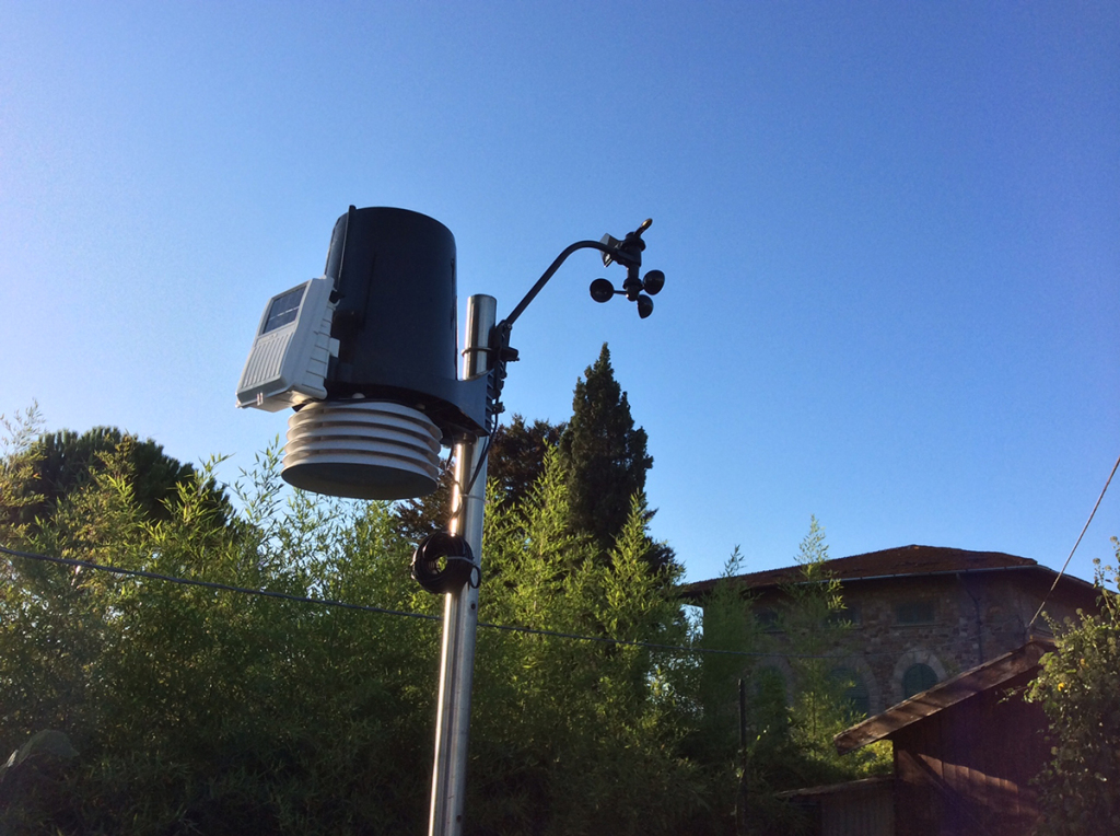 Pannello Solare Per Anemometro Oregon : Simone martini stazioni meteo cosa scegliere